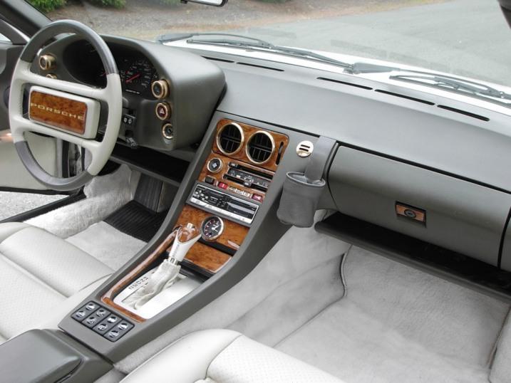 Jager Engineering S Watercooled V8 Porsche 928 928s 928s4